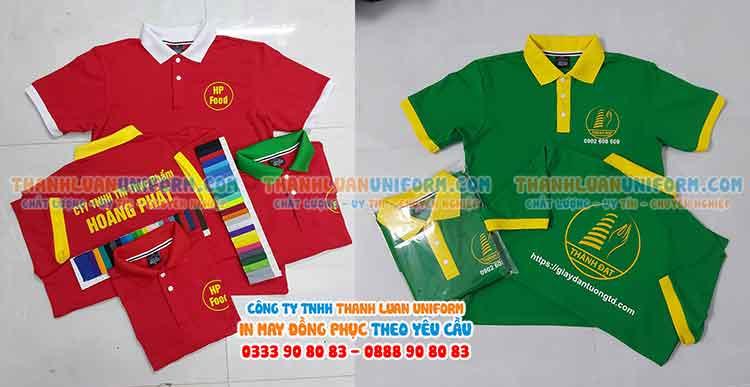 Công Ty TNHH Thành Luân Uniform tự hào đã may đồng phục công ty cho hơn 1000+ doanh nghiệp khu vực Gò Vấp Tphcm và trên toàn quốc.