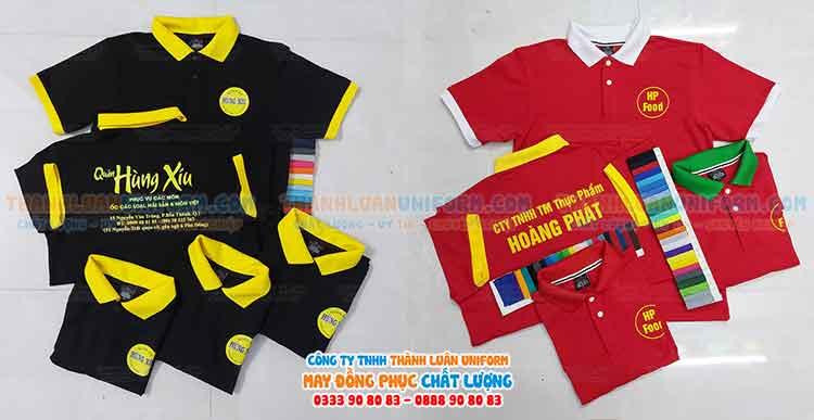Công ty TNHH Thành Luân Uniform - may áo thun đồng phục giá rẻ,in áo đồng phục công ty, in áo theo yêu cầu chất lượng Gò Vấp Tphcm