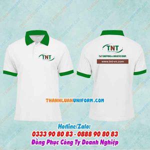 Áo Đồng Phục Công Ty TNT