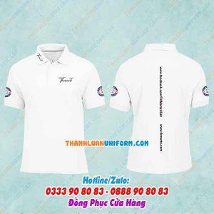 Đồng Phục Siêu Thị Hàng Mỹ TKMart | Áo Thun in Logo Công Ty Tphcm