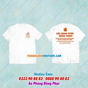 Áo Phông Nhân Viên Cửa Hàng | Công Ty May Đồng Phục Giá Rẻ Tphcm